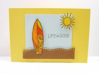 Lifeisgoodsurfboard